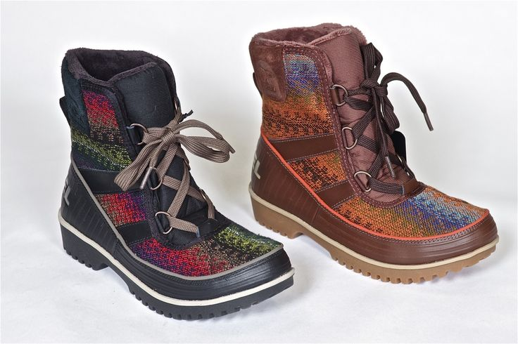Tivoli Low Blanket by Sorel - Available in blue or brown combinations. The  blanket boot is also waterproof and slush proof. Available at Miller Shoes Store: http://bit.ly/13rcLcg