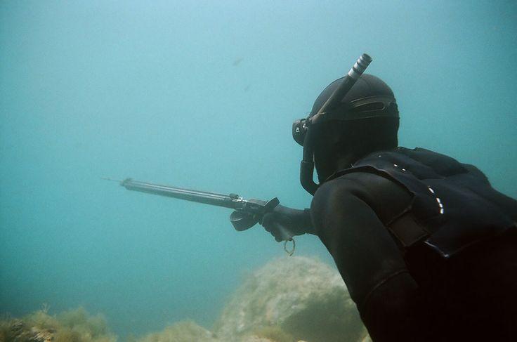 Pesca in Apnea – Aprile: Aspettando i predoni
