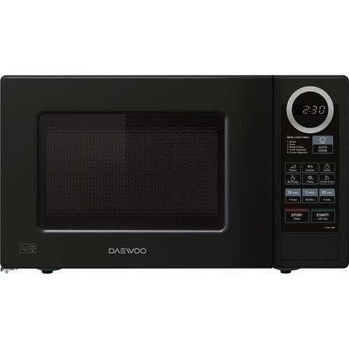Daewoo Digital Microwave, Black