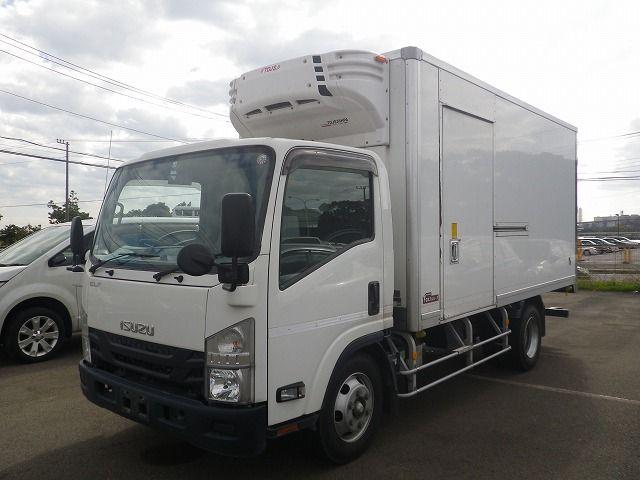 2016 Isuzu Elf Freezer Truck 3 Ton Tpg Npr85 Trucks Used Trucks Used Trucks For Sale