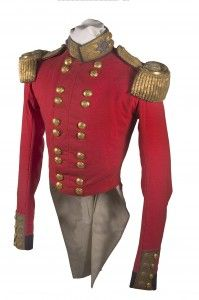 Crimean War Officer's Coatee – Worn By Captain Hervey Tower, 1st Battalion, Coldstream Guards