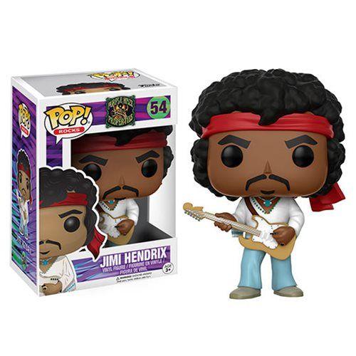 Jimi Hendrix Woodstock Pop! Vinyl Figure - Funko - Jimi Hendrix - Pop! Vinyl Figures at Entertainment Earth