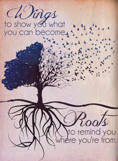 Roots And Wings on Pinterest | Love, Sons and Empty Nest Syndrome