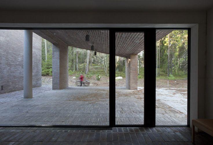 The New Crematorium, The Woodland Cemetery / Johan Celsing Arkitektkontor