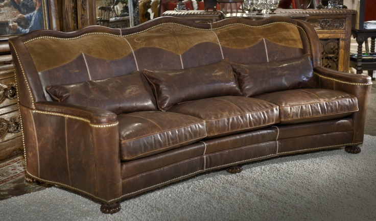 78 Best Images About Dream Home On Pinterest Western Furniture Ottomans And Leather Fabric