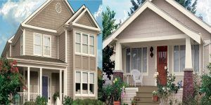 Exterior Home Color Trends 2017 and The Most Popular Exterior Home Paint Colors with Exterior Colors for Siding and Paint Colors for Trim also Colors for Accents