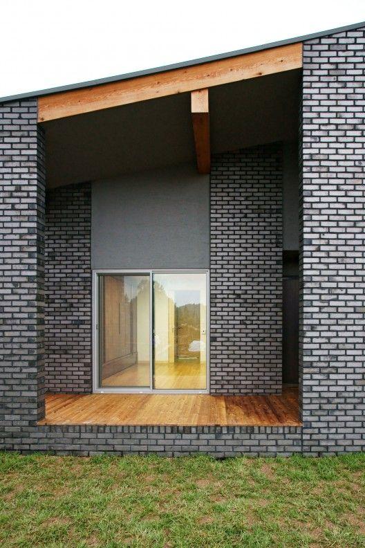 Boseong House by UTAA.  Boseong, Jeollanam-do, South Korea.