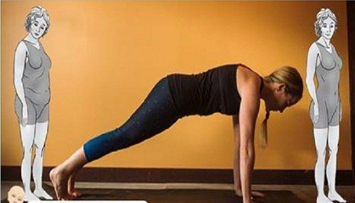 Do These 3 Moves in 5 Minutes and You'll Be Burning Belly Fat All Day Long