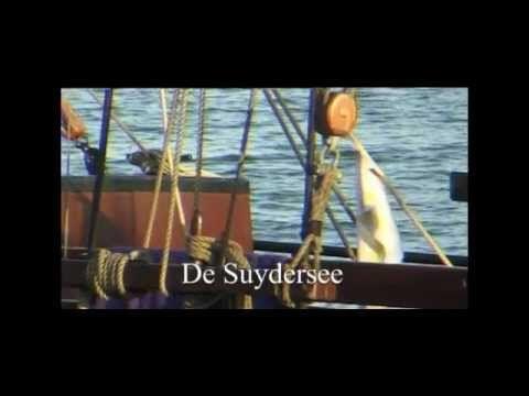 #Zeiltocht op de #Waddenzee vanuit #Harlingen met charterschip de #Suydersee.