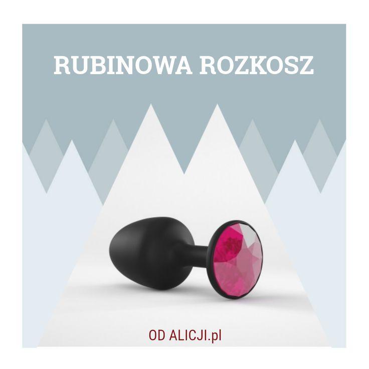 Geisha Plug Ruby od Marca Dorcela to wyjątkowa zatyczka analna zawierająca wewnątrz kulkę, która poruszając się i zmieniając środek ciężkości wielkorotnie zwiększa doznania. U podstawy korka znajduje się element imitujący rubin, który nadaje mu luksusowego charakteru i elegancji.    #prezent #dlapar #odAlicji #rubin #silikon #namiętnybutik