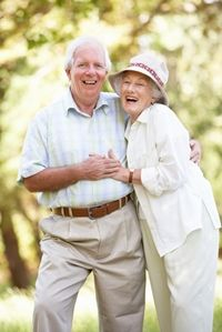 Study: Older Adults Get Happier As They Age | Sunrise Senior Living