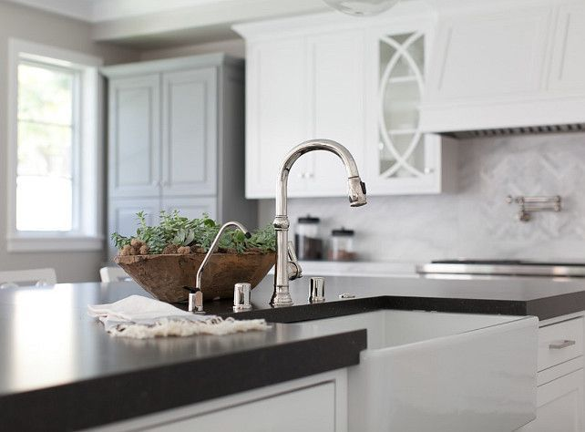 Kitchen Faucet Kitchen Island Faucet Ideas Kitchen Island With Apron Sink And Faucet By Kohler Kitchen Fauc Kitchen Faucet Kitchen Styling Interior Design