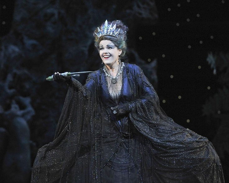 "Queen of the Night from ""The Magic Flute"" - Dallas Opera"