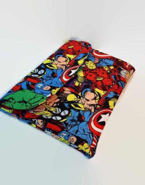 Marvel Microsoft Surface Case Microsoft by VintageFabricFinds, $46.00