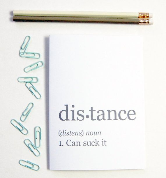 This blunt statement. | 19 Perfect Valentine's Day Cards For All Couples In Long Distance Relationships