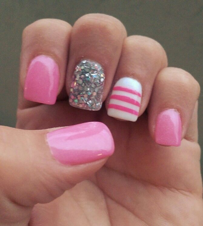 15 best Nails images on Pinterest | Belle nails, Cute nails and Nail ...