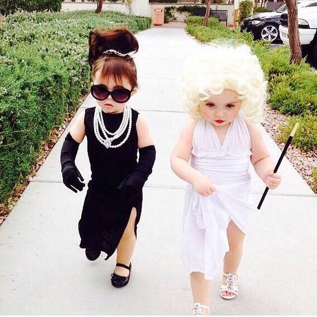Toddler Girl Halloween Costumes