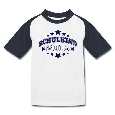 GESCHENK ZUR EINSCHULUNG: Das T-Shirt mit dem Geschenk-Motiv Schulkind 2016 zeichnet jeden Erstklässler für den Schulanfang aus.