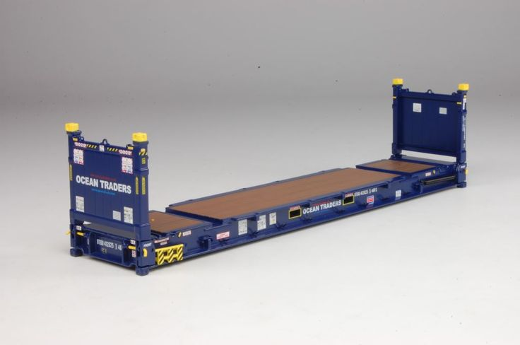 40 ft Flat Rack Container - Ocean Traders