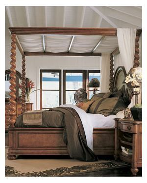 Hemingway Thomasville Havana Bed Ernest Hemingway Old Havana Poster Bed Dream Home