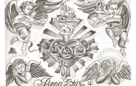 boog tattoo flash download