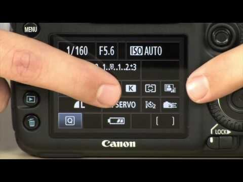 Canon 7D Digital SLR Video   Good rundown of settings & benefits of 7D
