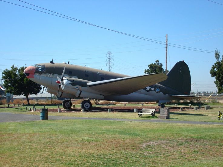 Curtiss C-46D, Castle Air Museum, Atwater, CA