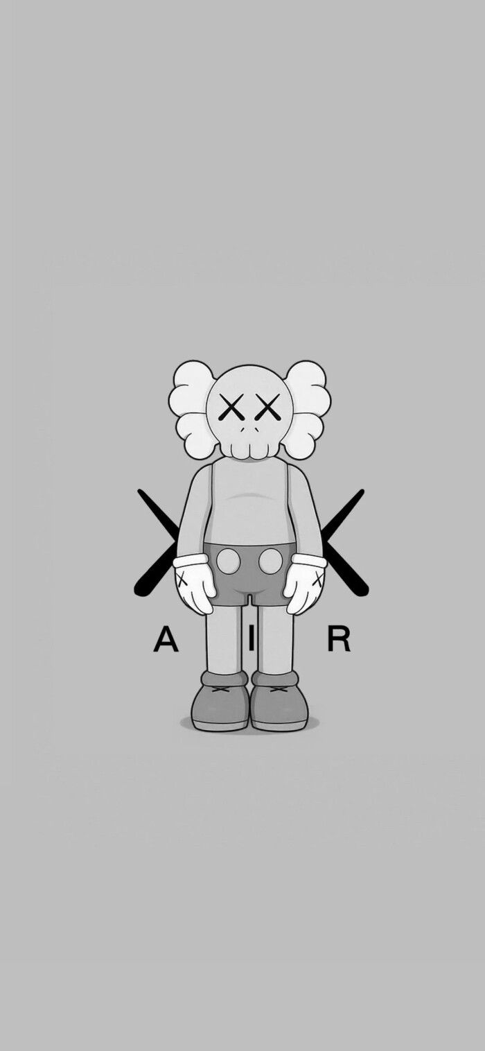 Pin By Wong Miko On Kaws Kaws Wallpaper Kaws Iphone Wallpaper