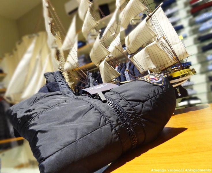 Al freddo....con stile!! #amerigovespucci #modena #abbigliamento #moda #uomo