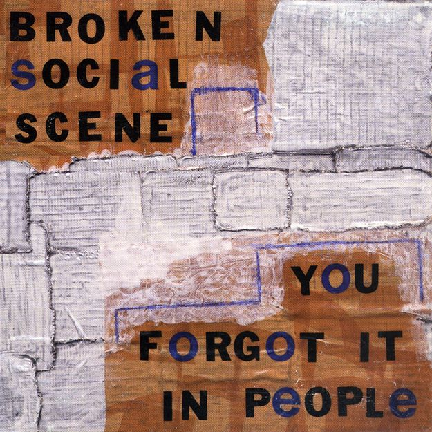 Broken Social Scene, You Forgot It In People (2002)   27 Canadian Albums Everyone Should Know