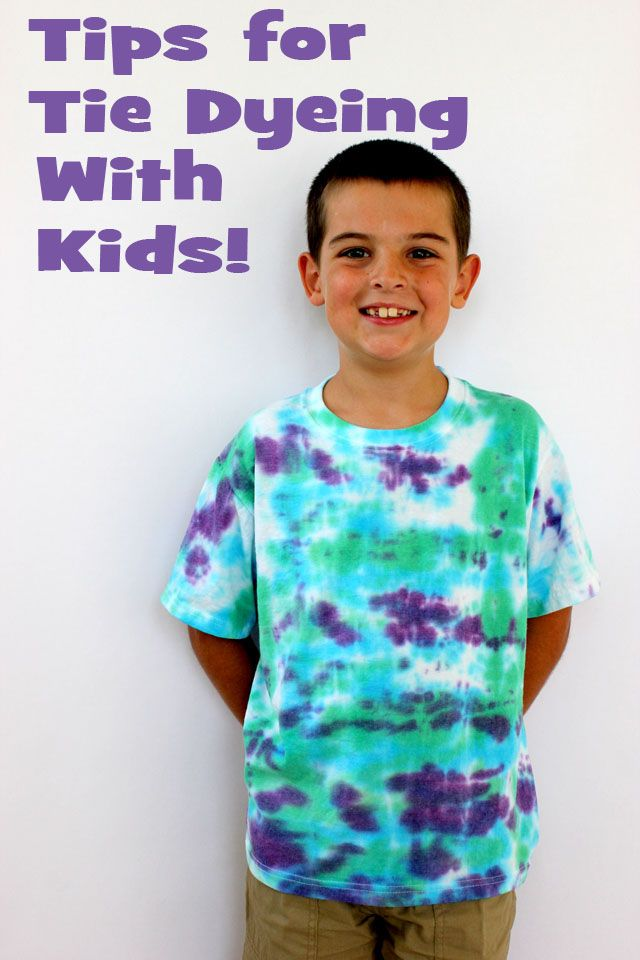 Hi everyone! It's Heidi fromMom's Crafty Spacehere today to share with you some tips and tricks for tie dyeing with kids (so that you don't make the world's biggest mess!). My boys love to tie dye, and it's always an activity that makes it on to our summer bucket list. Over the years I've honed...Read More »