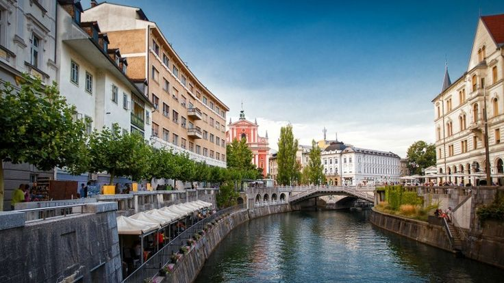 Ljubljana European Best Destinations - Copyright Gilad Rom
