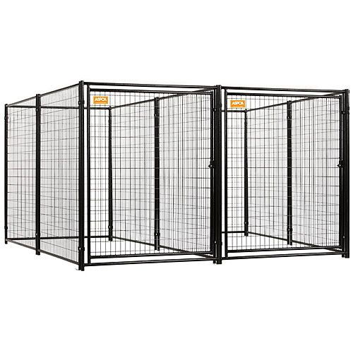 ASPCA Heavy Duty Dog Kennel - Walmart.com