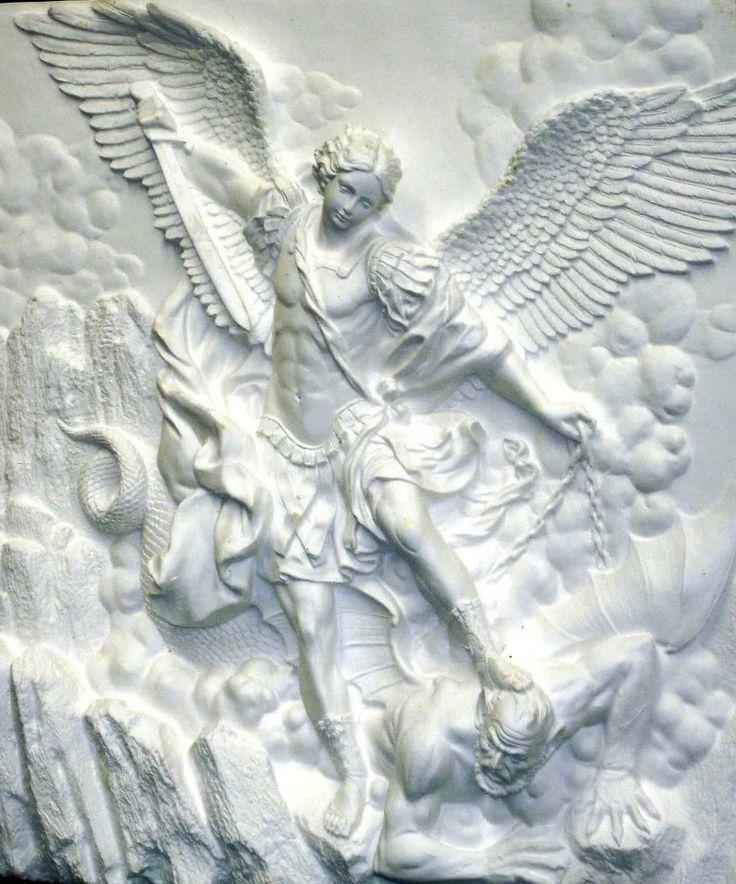 Archangel Michael Defeating Lucifer Tattoo Design: 7 тыс изображений найдено в Яндекс.Картинках
