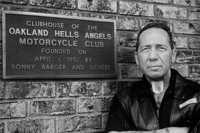 "Ralph Hubert ""Sonny"" Barger - (born October 8, 1938) is a founding member (1957) of the Oakland, California, U.S. chapter of the Hells Angels Motorcycle Club. Sonny Barger is also the author of four books: Hell's Angel: The Life and Times of Sonny Barger and the Hell's Angels Motorcycle Club, Freedom: Credos from the Road, Dead in 5 Heartbeats, and 6 Chambers, 1 Bullet."