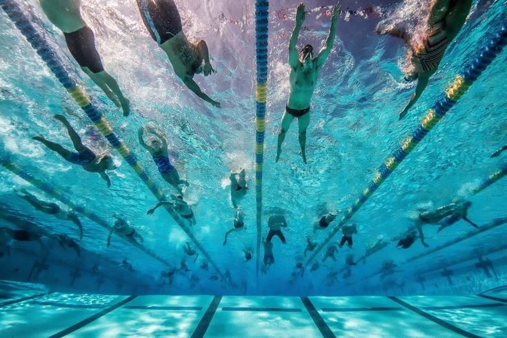 10 Things I Notice While Swimming Masters