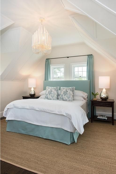 25 best ideas about curtain over bed on pinterest for Brown blue bedroom ideas