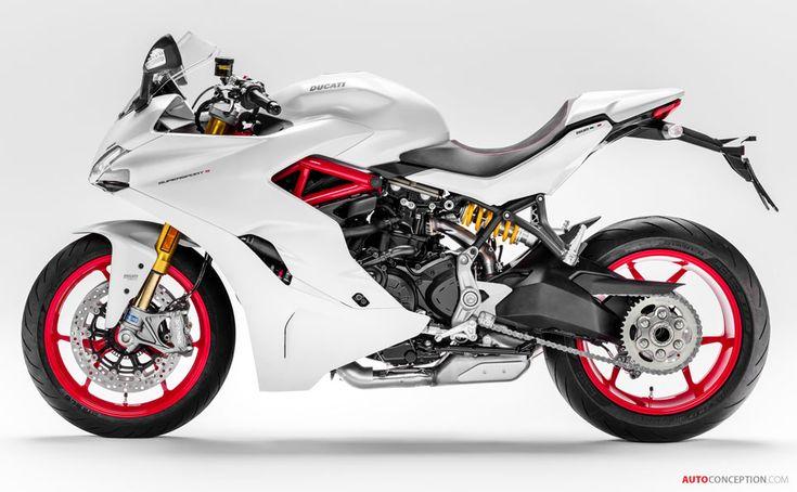 Ducati SuperSport Revealed at Intermot 2016