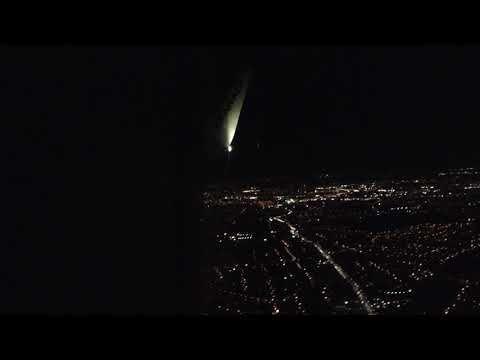 Ryanair Landing in Manchester - YouTube #landing #Manchester #england #ryanair #plane #night #city #lights #vacantion