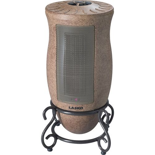 Found it at Wayfair - Ceramic 1,500 Watt Portable Electric Heater with Adjustable Thermostat