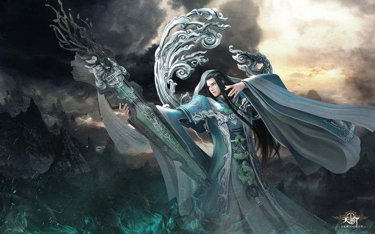 Video Game Revelation Online  Wallpaper