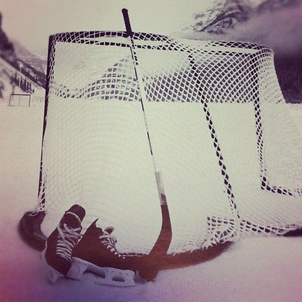 Hockey. The one thing us teenage Canadian boys cannot live without.