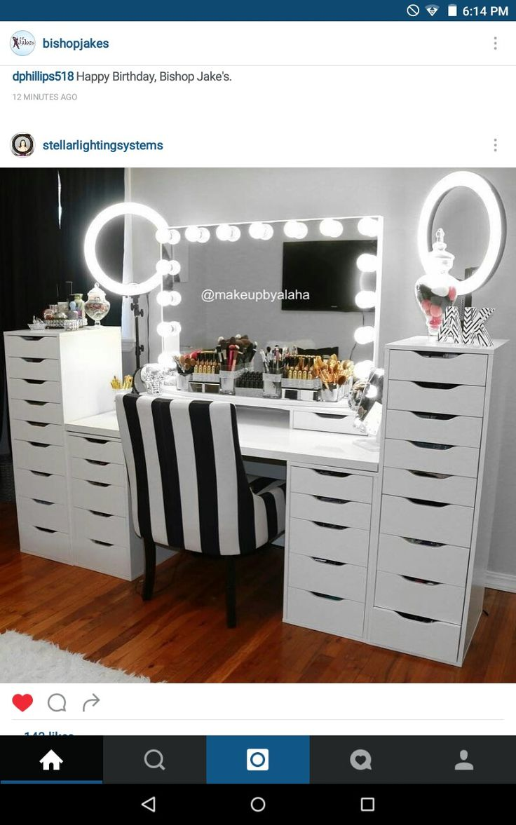 Best 25+ Makeup rooms ideas on Pinterest