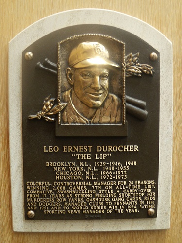 April 14, 1966.  Leo Durocher gets his first victory as manager of the Chicago Cubs with a 9-4 victory over the San Francisco Giants (in San Francisco).  Ty Cline goes 5 for 5.  Cline only has 6 hits in his entire Chicago Cubs career.