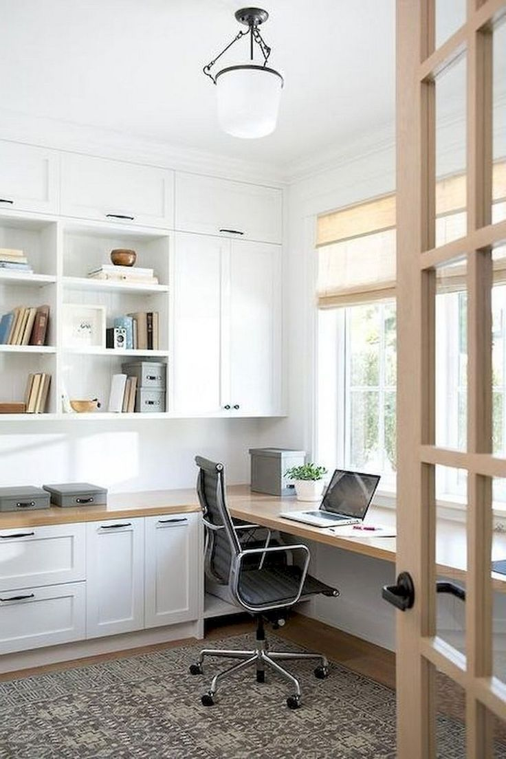 70 Awesome Contemporary Home Office Ideas Contemporary Home Office Home Office Decor Home Office Design
