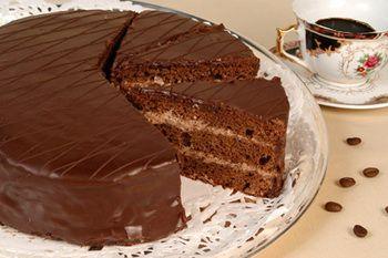 Торты. Рецепты тортов: Наполеон, Медовик, Бисквитный, Шоколадный, Птичье молоко, Сметанник...