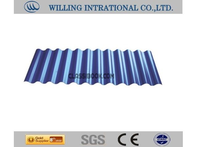 listing WLYX18-76-836 Corrugate Steel Sheet is published on FREE CLASSIFIEDS INDIA - http://classibook.com/mahindra-in-bombooflat-34510