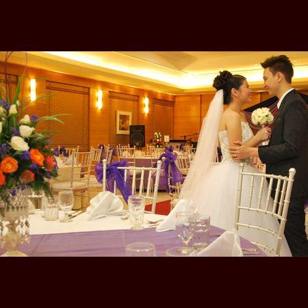 Wedding at City Garden Suites Hotel