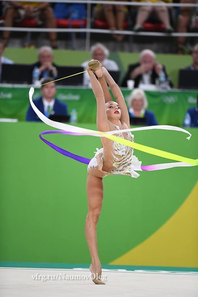 Yana Kudryavtseva (Russia), Olympic Games (Rio) 2016 · Gymnastics  PhotographyGymnastics PhotosRhythmic ...