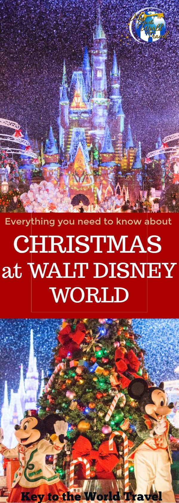 Everything you need to know about the Christmas season at Walt Disney World Resort ®.